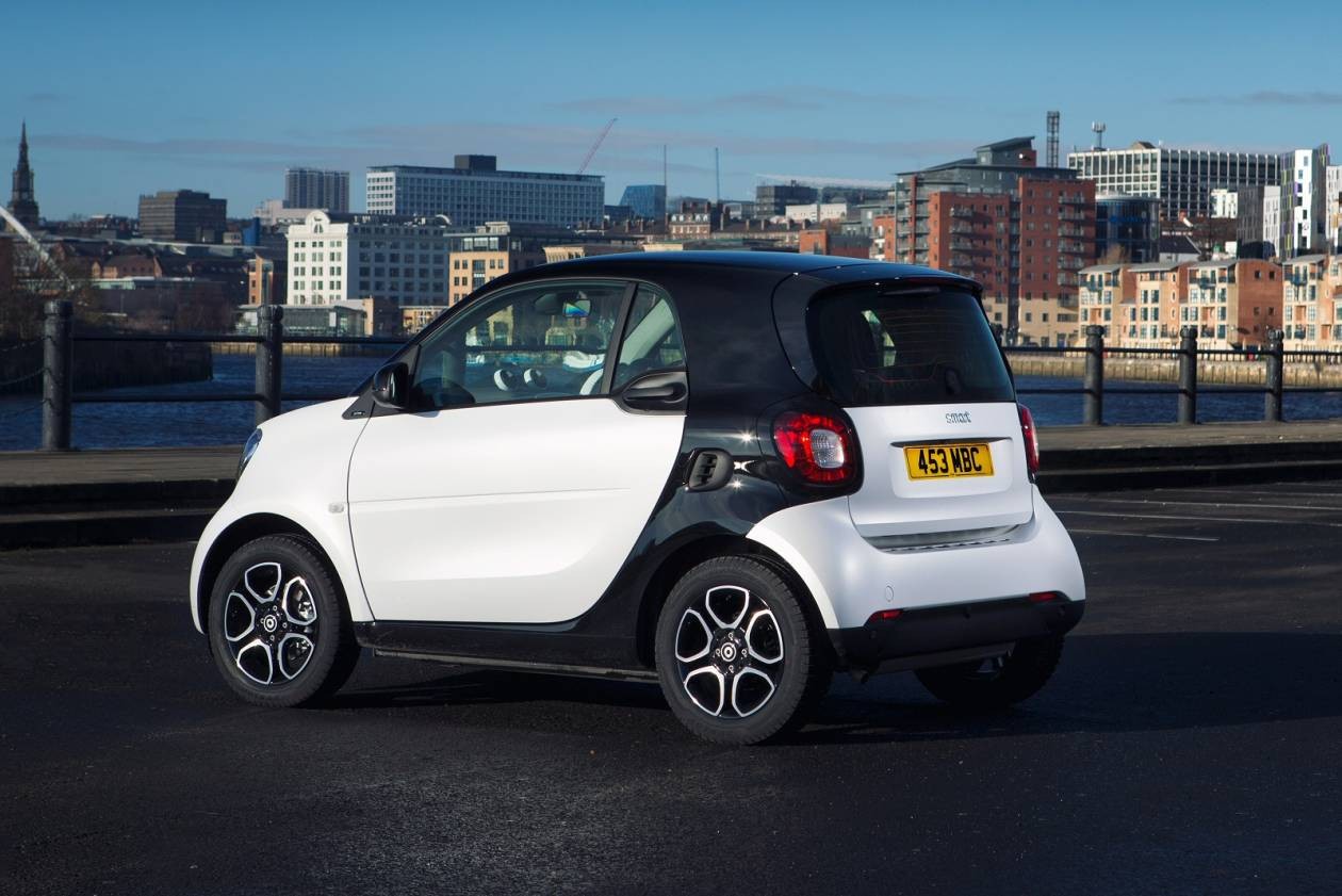 Smart Car Lease >> Smart Fortwo Coupe 1 0 Prime 2dr