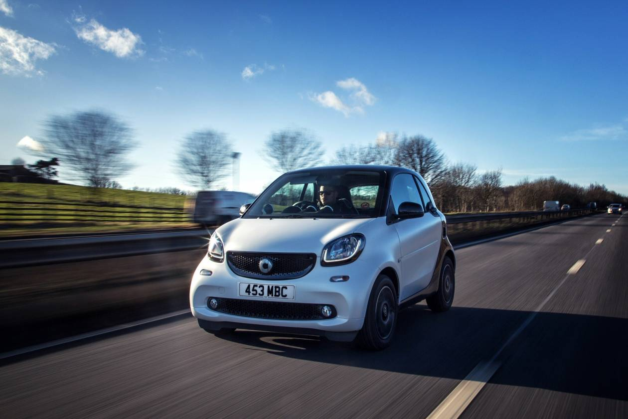 Smart Car Lease >> Smart Fortwo Coupe 1 0 Prime Premium Plus 2dr Auto On Lease From