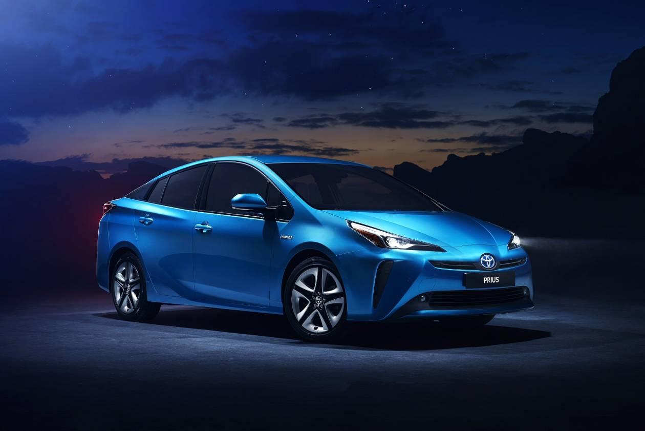 Image 4: Toyota Prius Hatchback 1.8 Vvti Excel 5dr CVT