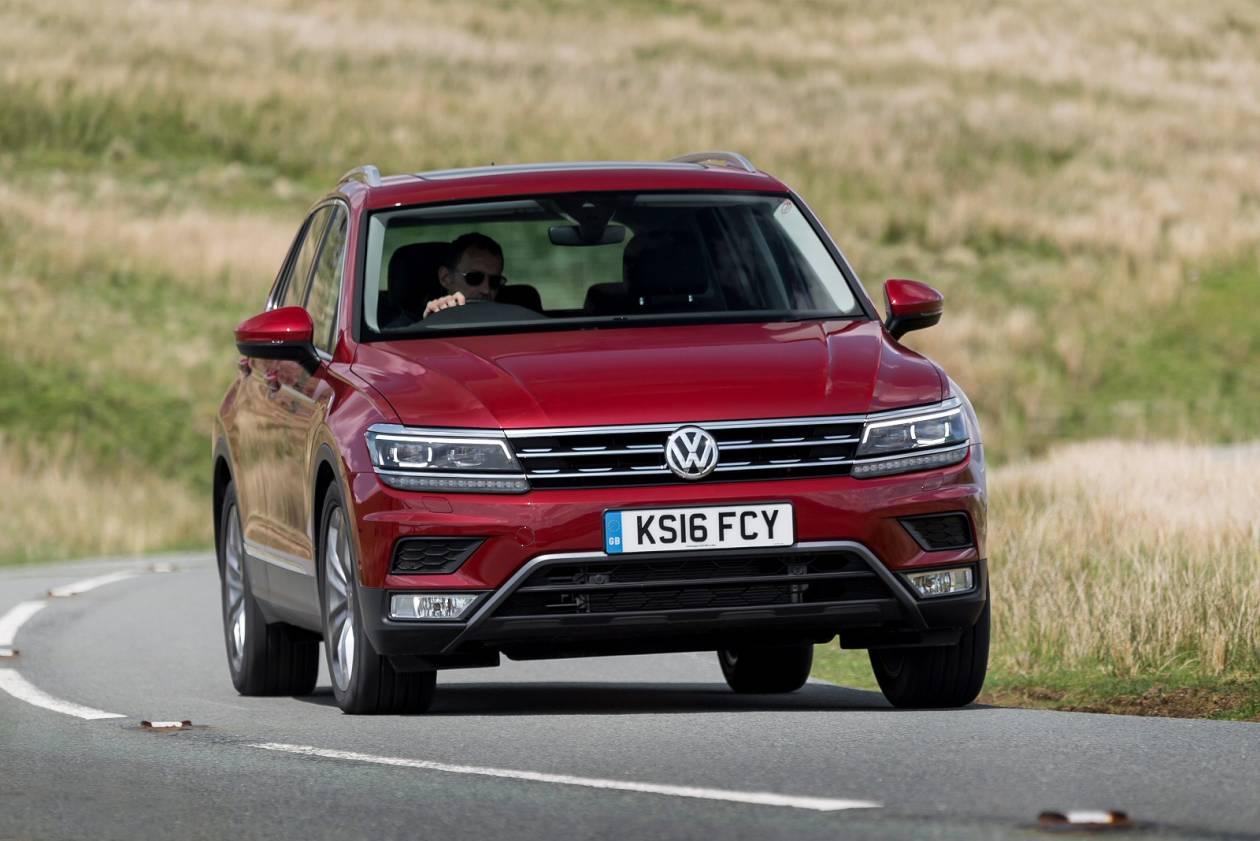 Image 2: Volkswagen Tiguan Diesel Estate 2.0 TDI 150 4motion SEL 5dr