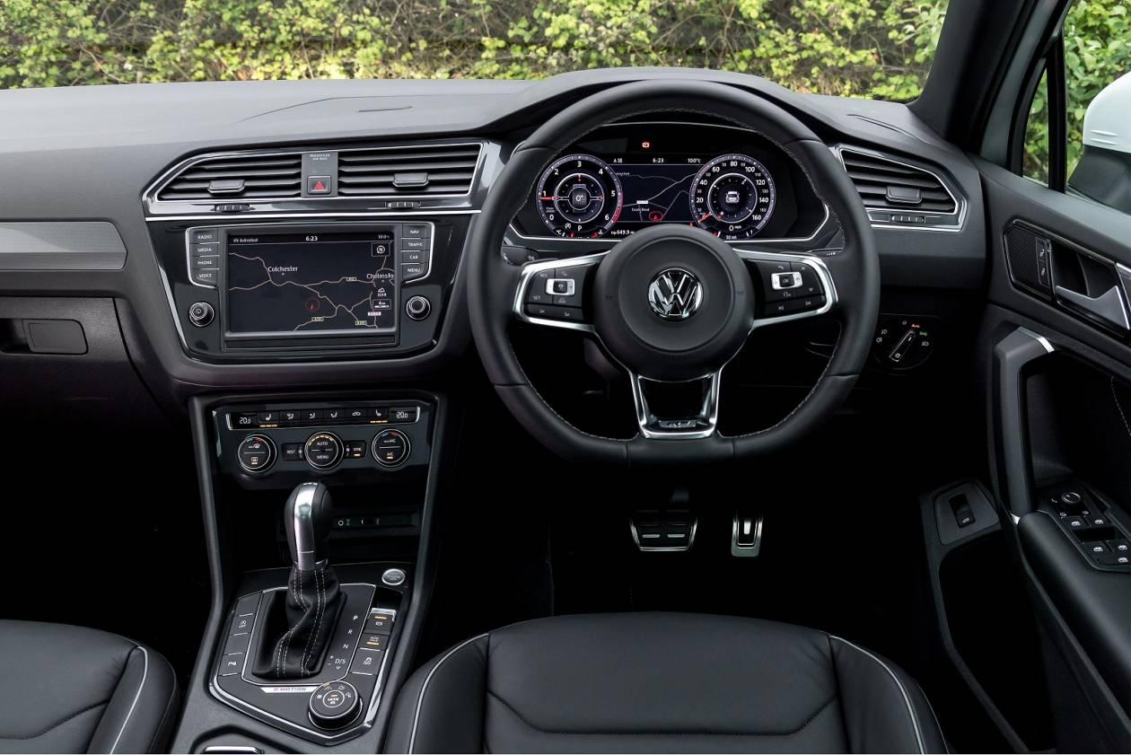 Image 5: Volkswagen Tiguan Diesel Estate 2.0 TDI 150 4motion SEL 5dr