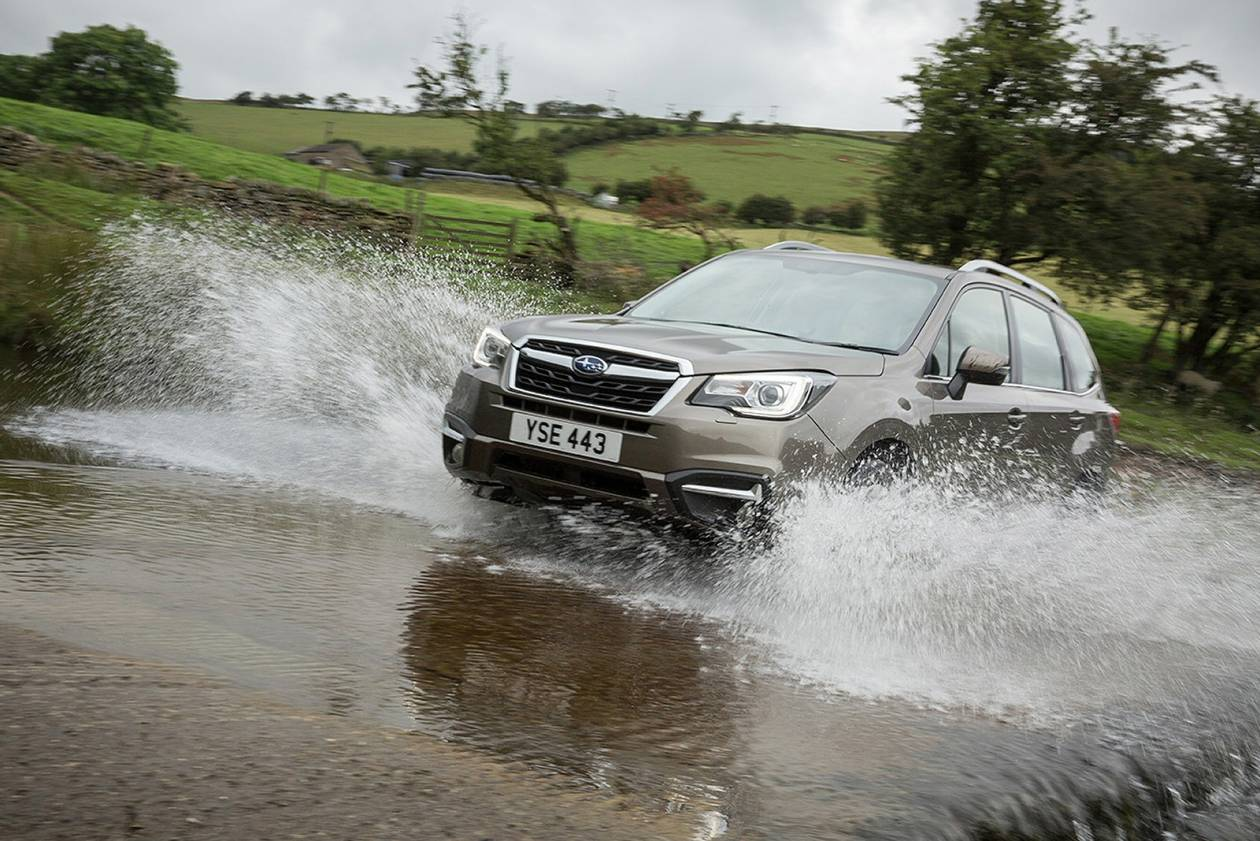 SUBARU FORESTER ESTATE 2 0i XE Premium Lineartronic 5dr