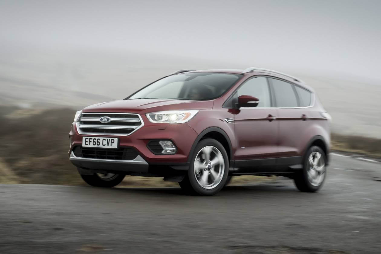 FORD 1.5 EcoBoost Titanium Edition 5dr 2WD