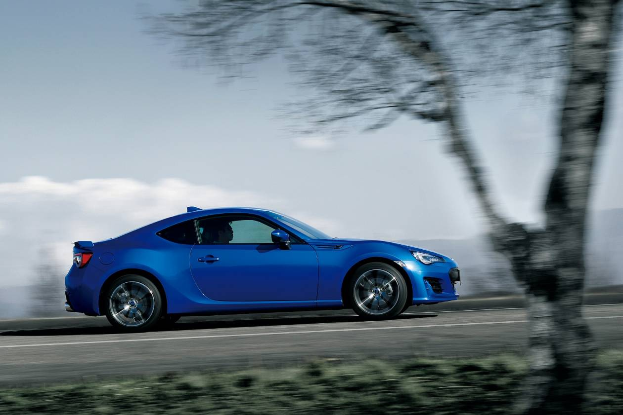 Subaru BRZ Coupe 2 0I SE LUX [NAV] 2dr Auto On Lease From