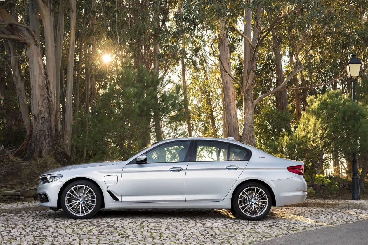 BMW 530e M Sport 4dr Auto [Tech/Plus Pack]