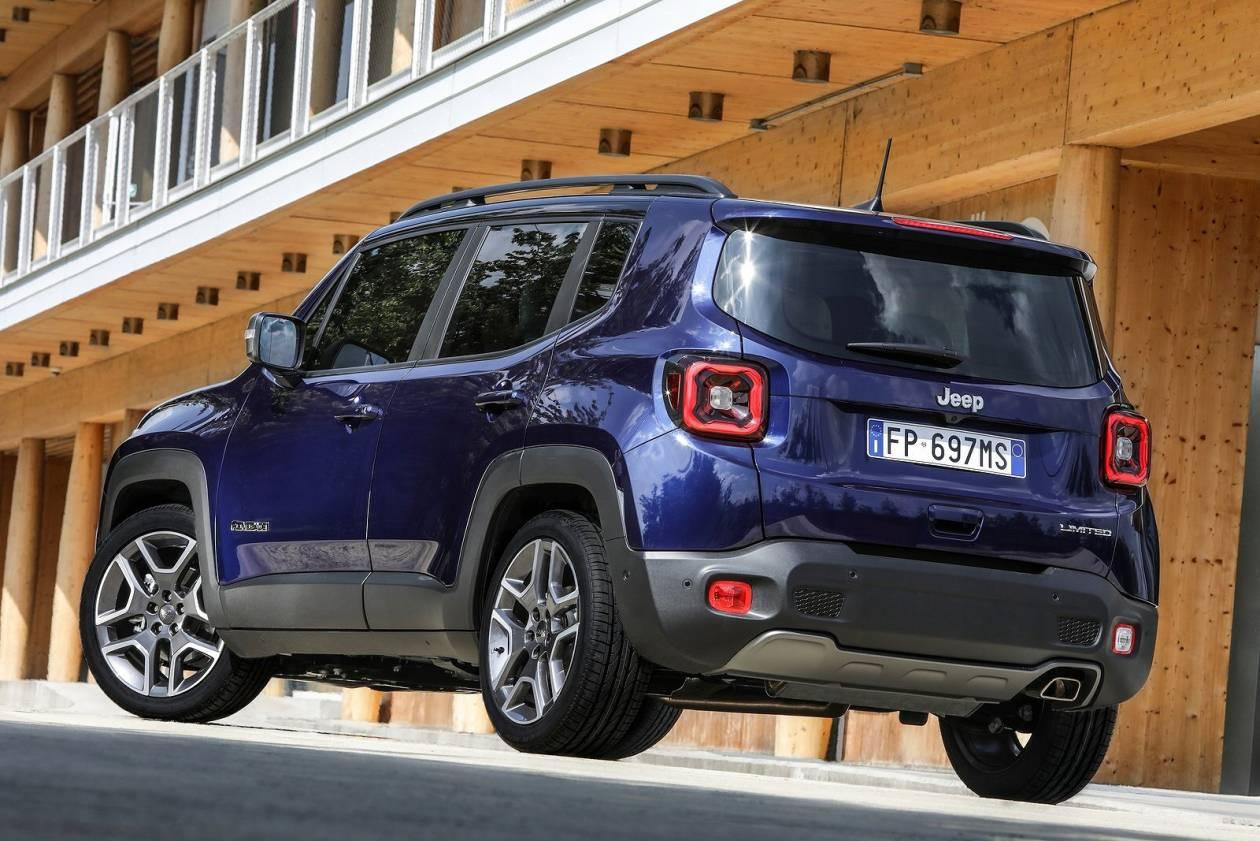 Image 3: Jeep Renegade Hatchback 1.0 T3 GSE Sport 5dr