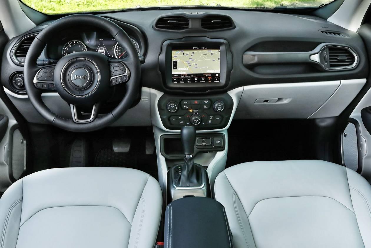 Image 6: Jeep Renegade Hatchback 1.0 T3 GSE Sport 5dr