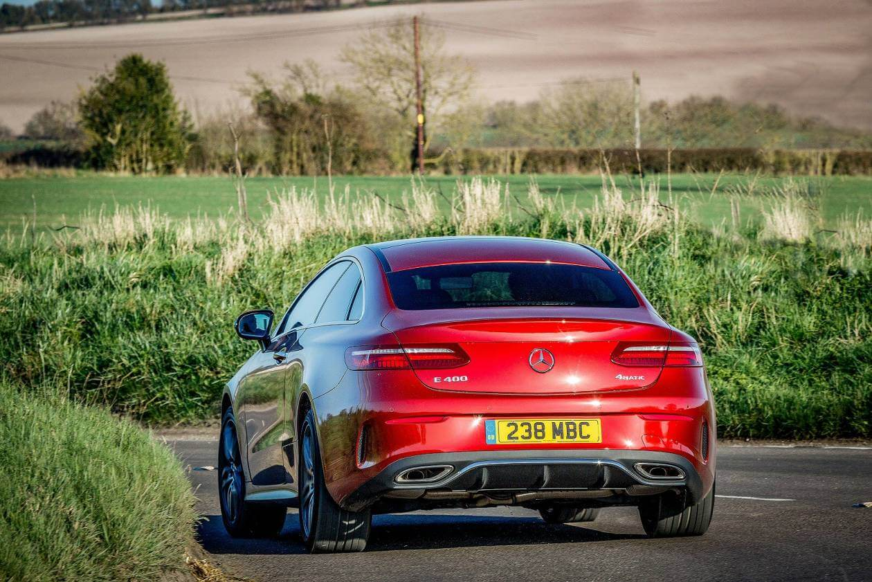 Image 5: Mercedes-Benz E Class Coupe E300 AMG Line 2dr 9G-Tronic