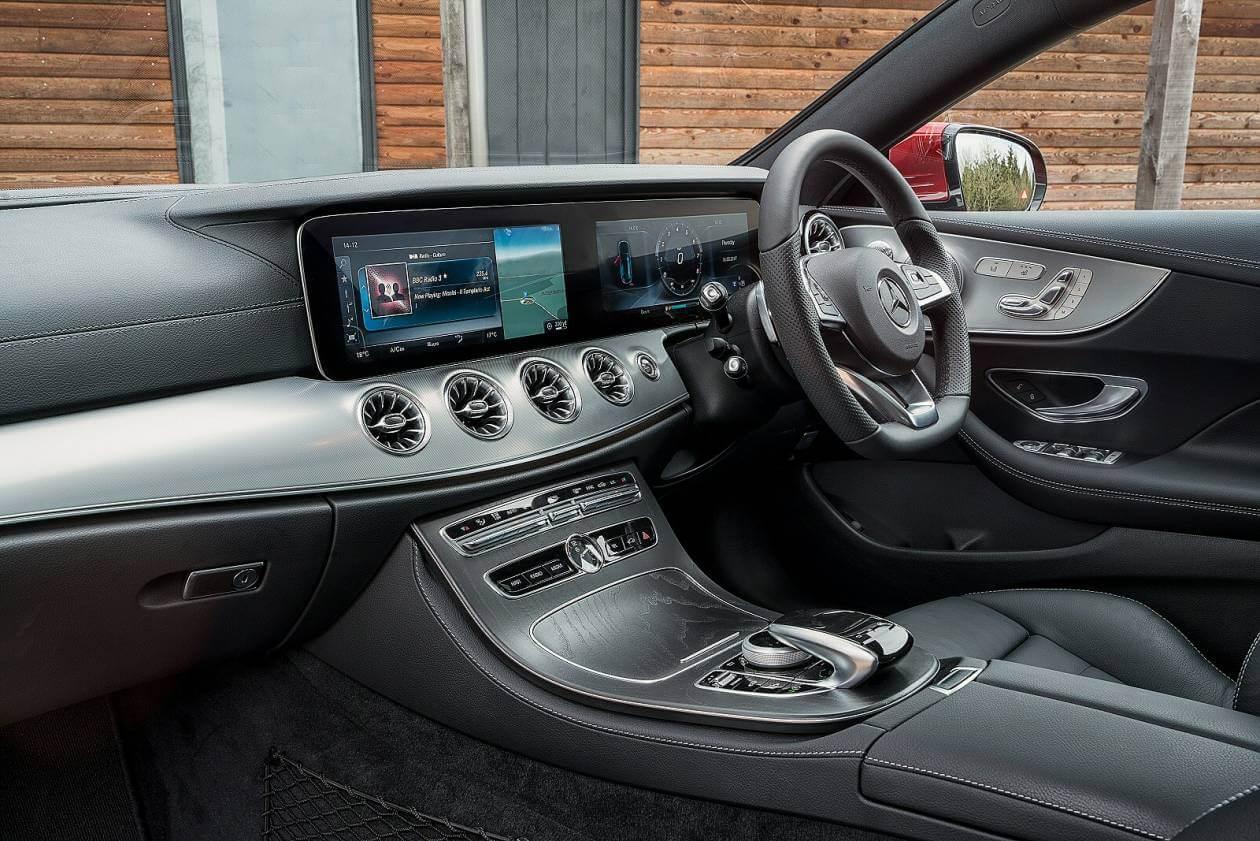 Image 3: Mercedes-Benz E Class Coupe E300 AMG Line 2dr 9G-Tronic