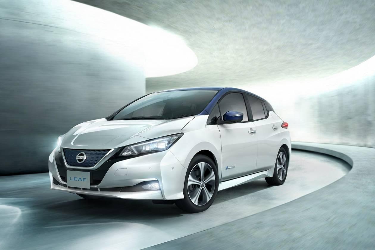 Image 3: Nissan Leaf Hatchback 110KW N-Connecta 40KWH 5dr Auto