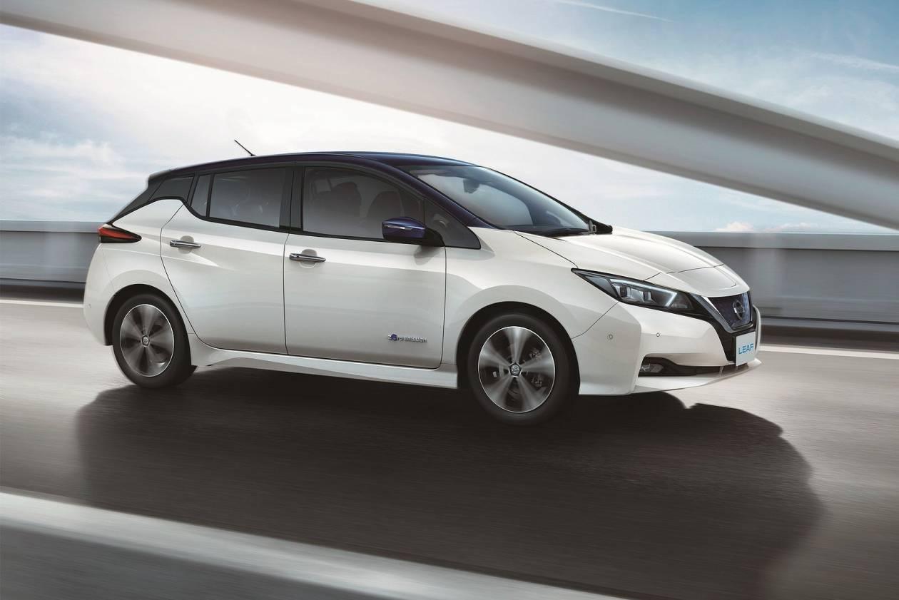 Image 4: Nissan Leaf Hatchback 110KW N-Connecta 40KWH 5dr Auto