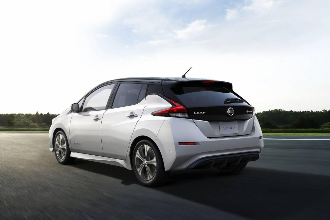 Image 5: Nissan Leaf Hatchback 110KW N-Connecta 40KWH 5dr Auto