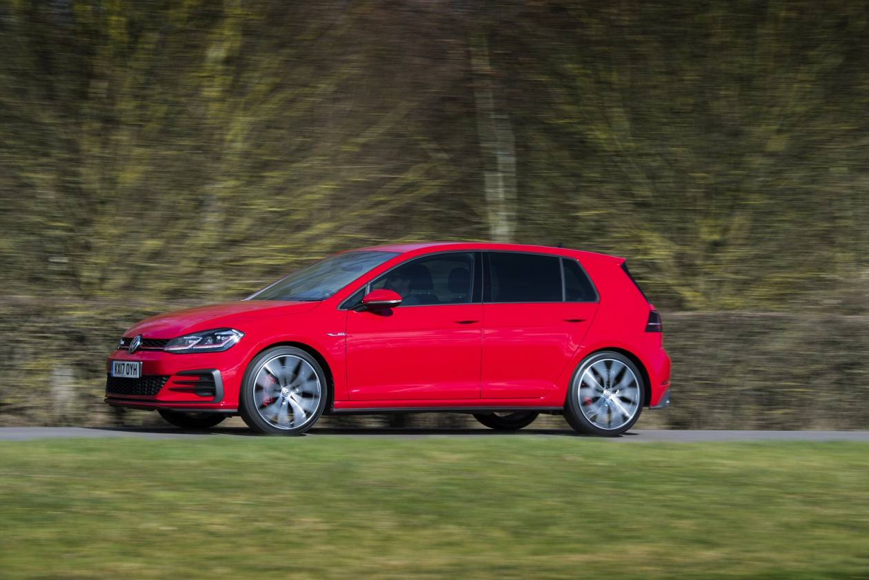 Image 3: Volkswagen Golf Hatchback 2.0 TSI 245 GTI Performance 3dr