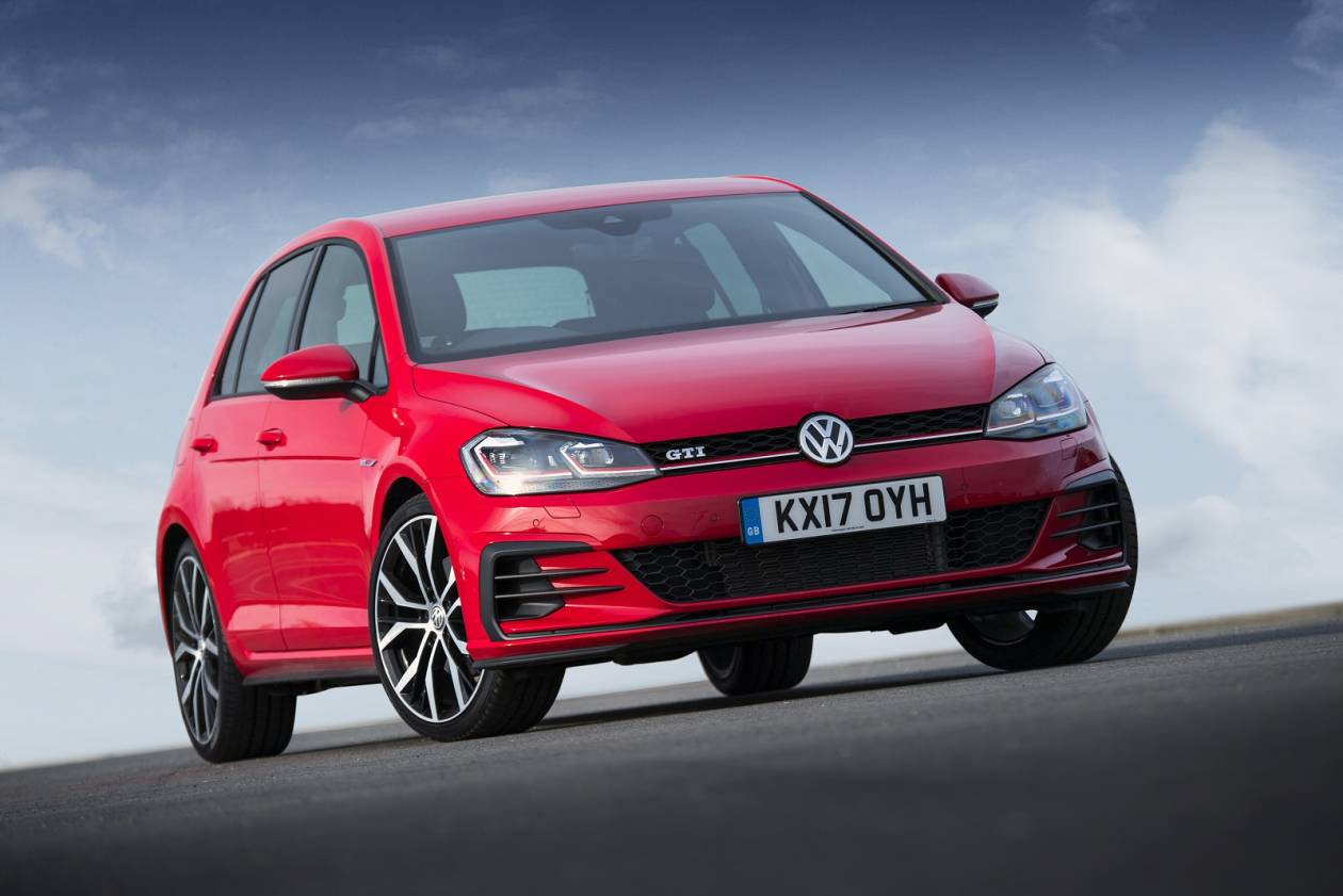 Image 4: Volkswagen Golf Hatchback 2.0 TSI 245 GTI Performance 3dr