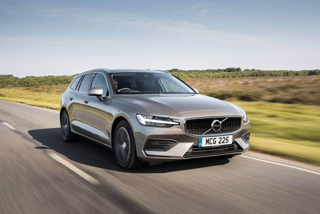 Image 4: Volvo V60 Sportswagon 2.0 T4 [190] Momentum Plus 5dr Auto
