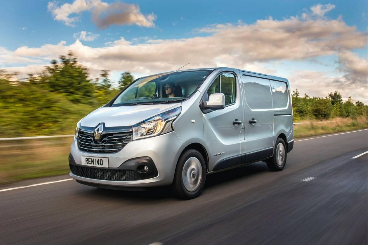Renault Trafic Lwb Diesel Ll30 Energy Dci 120 Business Van On Lease From 264 20 Inc Vat