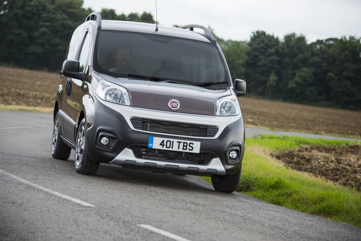 Image 3: Fiat Fiorino Cargo Diesel 1.3 16V Multijet VAN