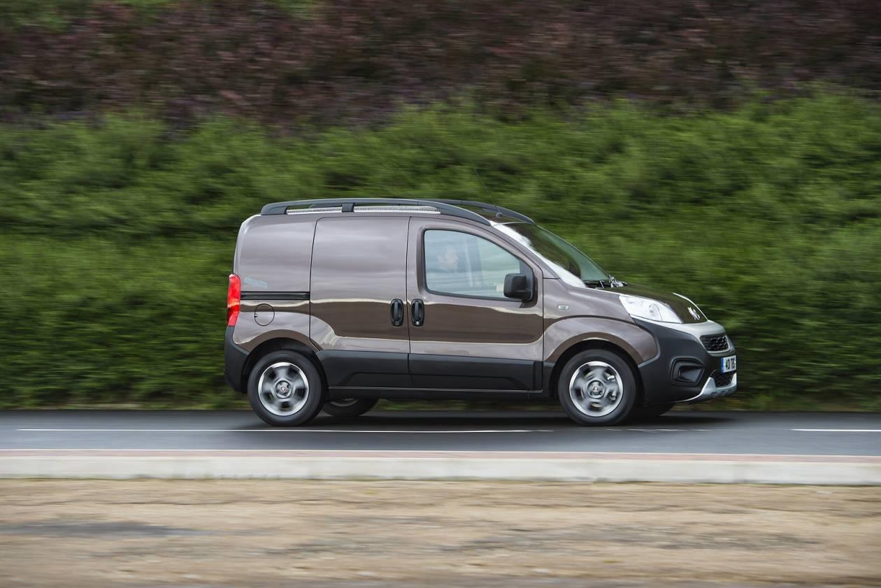 Image 6: Fiat Fiorino Cargo Diesel 1.3 16V Multijet Adventure VAN