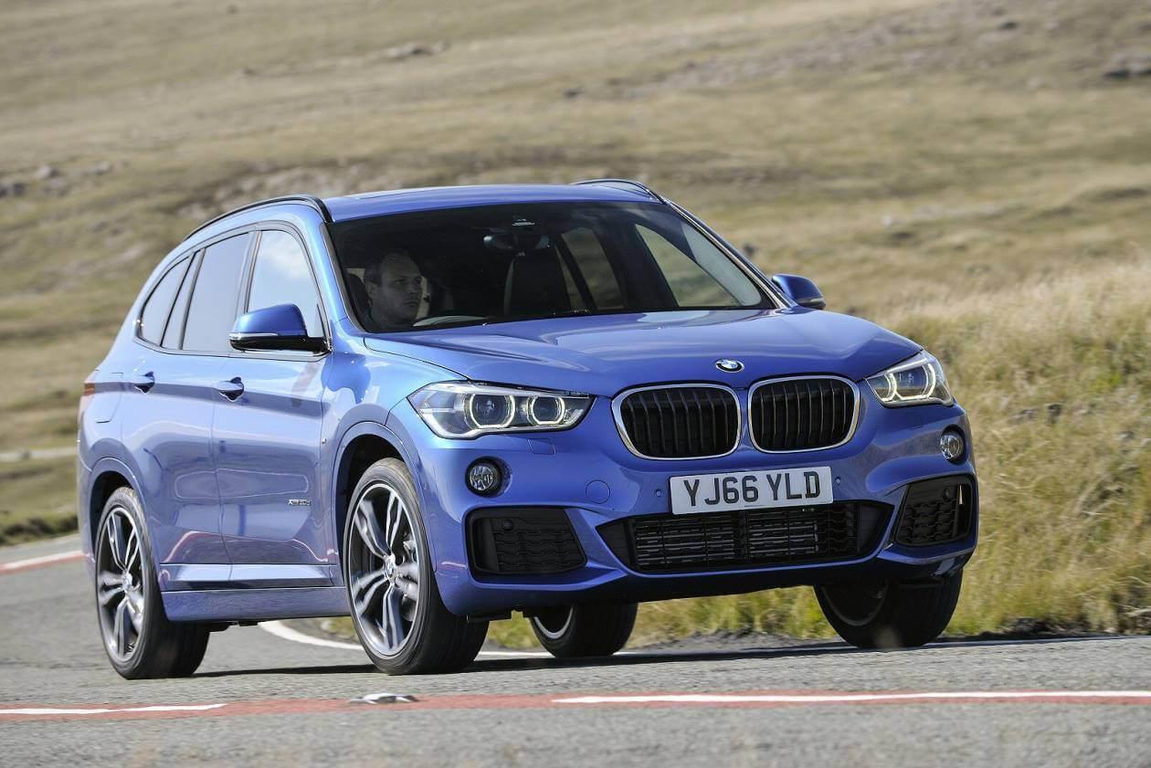 Image 2: BMW X1 Estate Sdrive 20I M Sport 5dr Step Auto