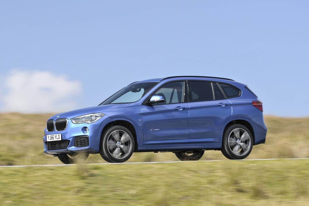 Image 4: BMW X1 Estate Sdrive 20I M Sport 5dr Step Auto