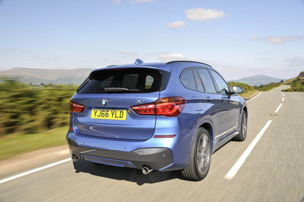 Image 5: BMW X1 Estate Sdrive 20I M Sport 5dr Step Auto
