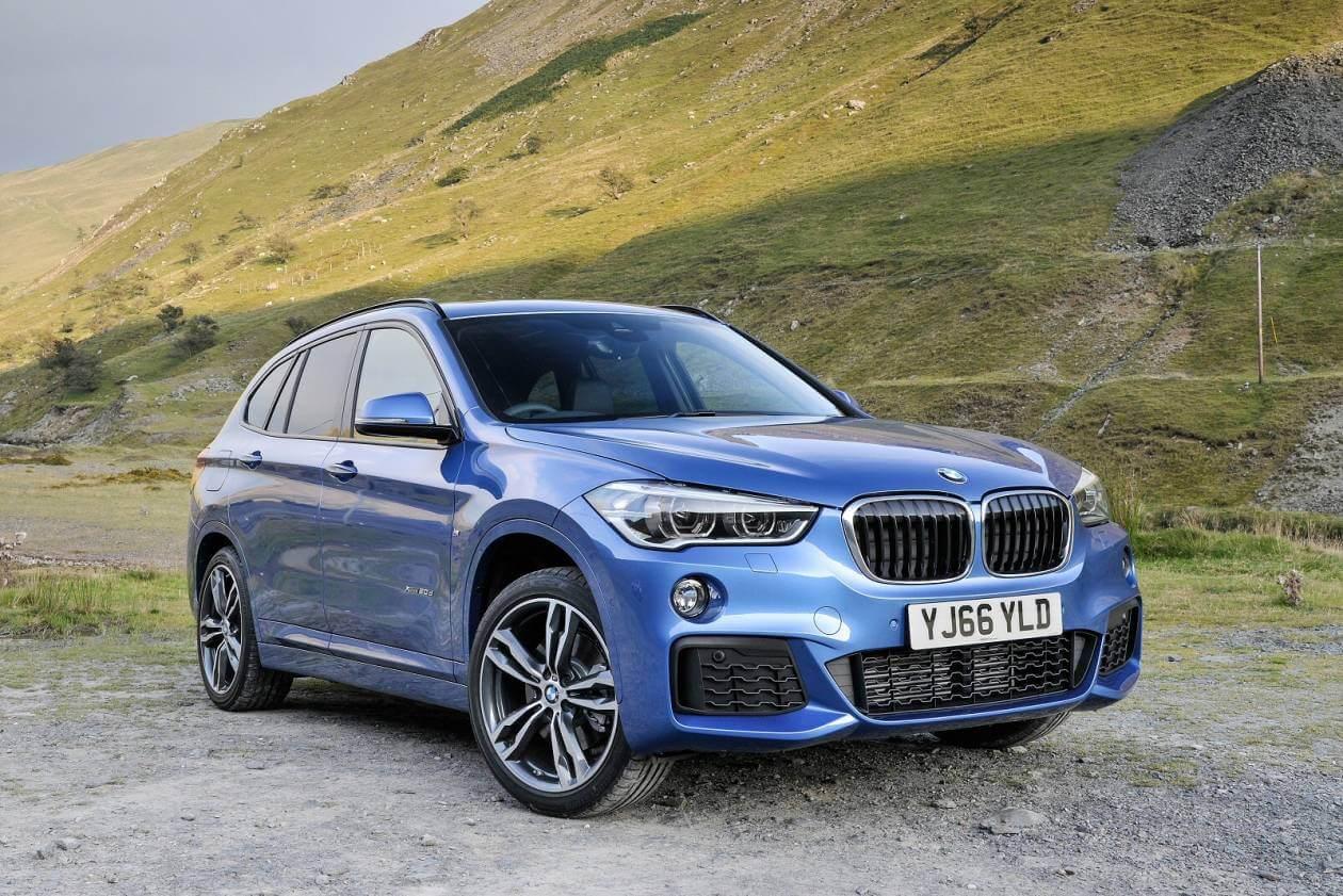 Image 6: BMW X1 Estate Sdrive 20I M Sport 5dr Step Auto