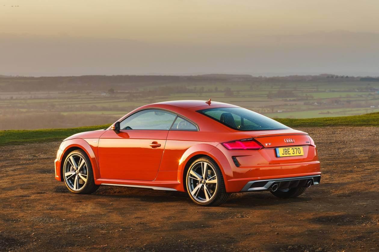 Image 2: Audi TT Coupe 40 Tfsi S Line 2dr S Tronic [tech Pack]