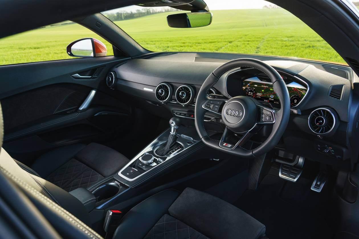 Image 6: Audi TT Coupe 40 Tfsi S Line 2dr S Tronic [tech Pack]